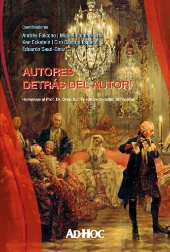 FALCONE y otros - Autores detrás del autor. Homenaje al Prof. Dr. Dres. h.c. Friedrich-Christian Schroeder