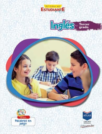 Inglés 3 - Tercer grado