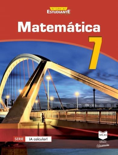 Matemática 7 - Séptimo grado