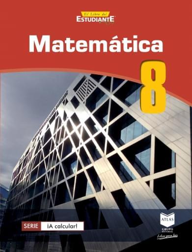 Matemática 8 - Octavo grado