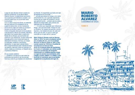 Mario Roberto Alvarez, Cuaderno de viajes II