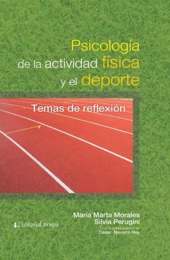 Psicología de la actividad física y el deporte