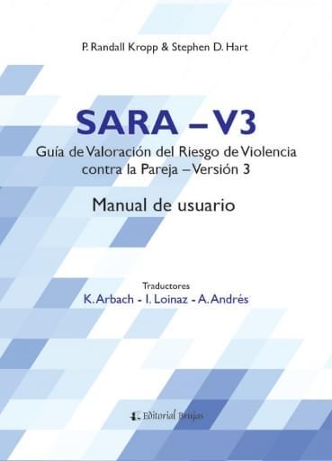 SARA v3. Guía de Valoración del Riesgo de violencia en la pareja