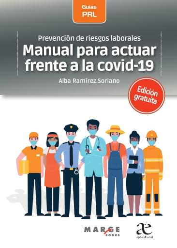 Manual para actuar frente a la covid-19 - Prevención de riesgos laborales