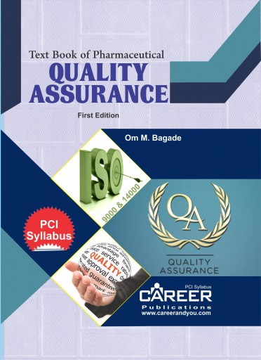 Text Book of Pharmaceutical Quality Assurance