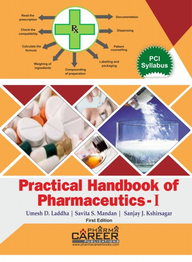Practical Handbook of Pharmaceutics-I