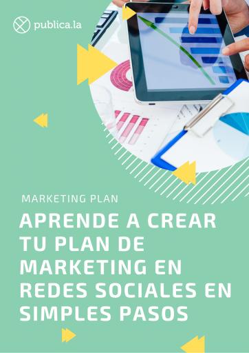 Aprende a crear tu propio plan de marketing en redes sociales en simples pasos 5