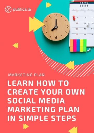 Learn how to create your own social media marketing plan in simple steps 4