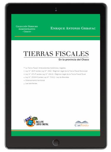 Tierras Fiscales. en la provincia del chaco