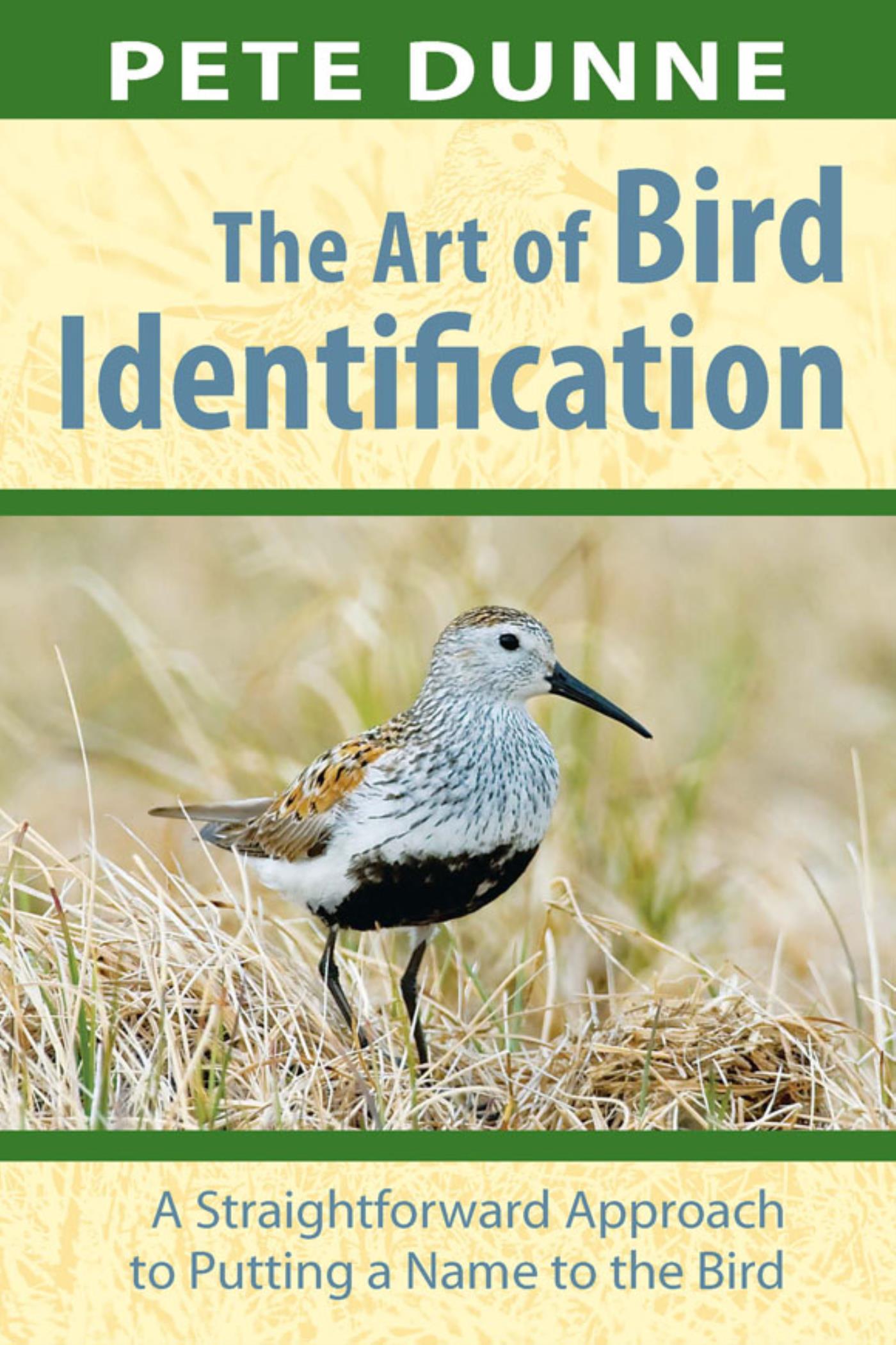 The Art of Bird Identification
