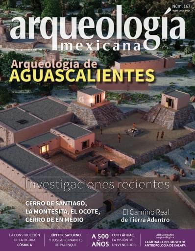 AM 167. Arqueología de Aguascalientes