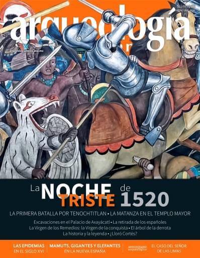 AM 163. La Noche Triste de 1520