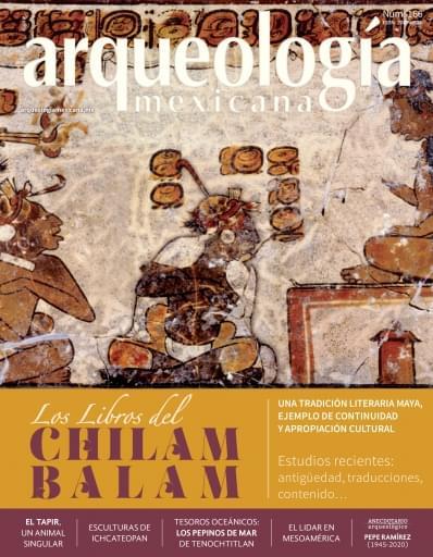 AM 166. Los Libros del Chilam Balam