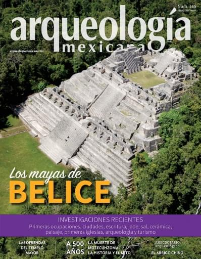 AM 165. Los Mayas de Belice