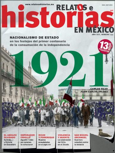 RHM 155.  Fiestas Patrias y Nacionalismo de Estado