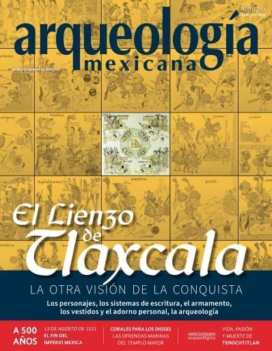 AM 169. El Lienzo de Tlaxcala
