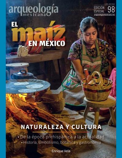 AME 98 - El Maíz en México