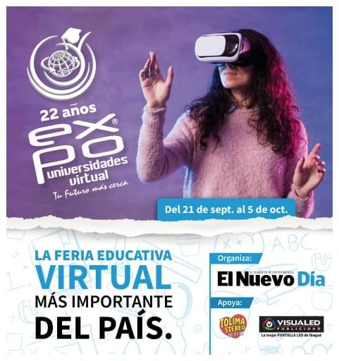 Expouniversidades virtual 2020