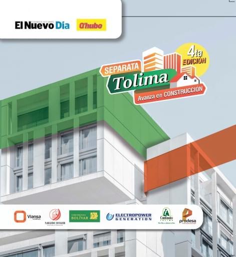 Tolima Avanza en Construcción 4ta Edición