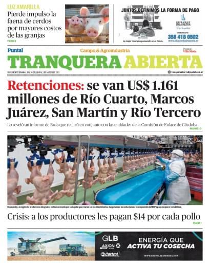 TRANQUERA 210730