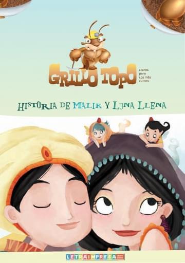 Historia de Malik y Luna Llena
