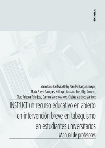 INSTrUCT. Un recurso educativo en abierto en intervención breve en tabaquismo en estudiantes universitarios