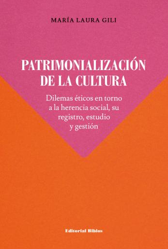Patrimonialización de la cultura