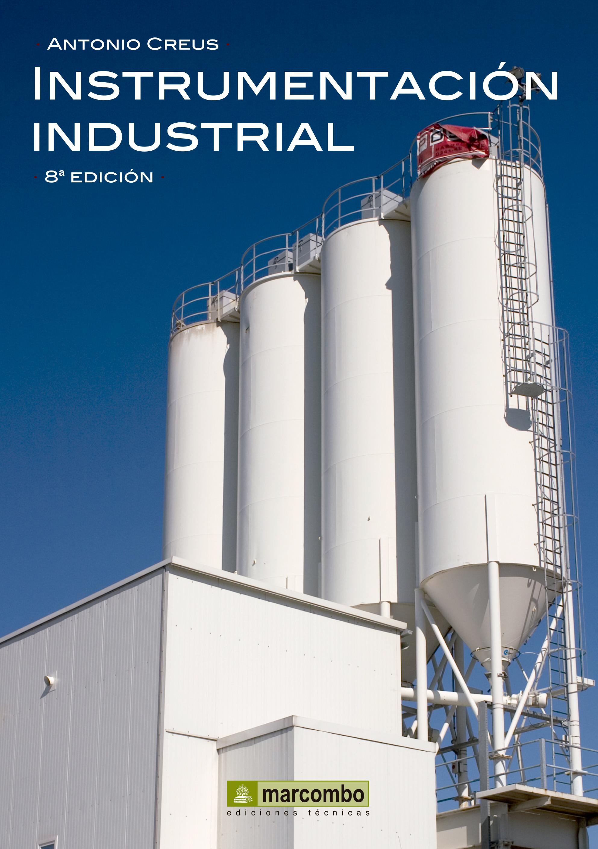Instrumentación Industrial 8ª Edición