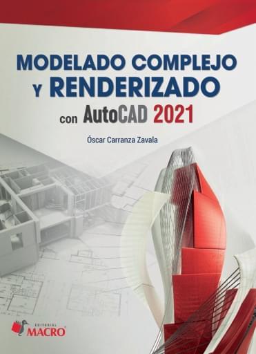 Modelado complejo y renderizado con AutoCAD 2021