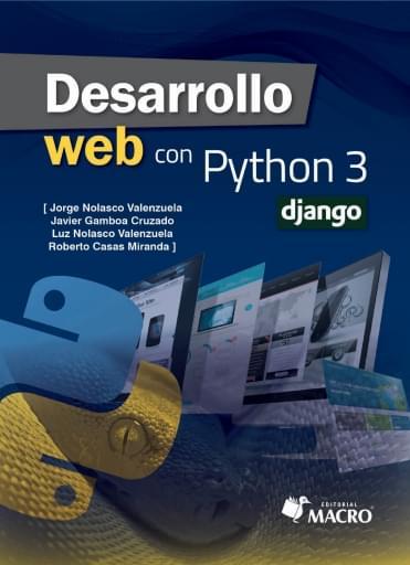 Desarrollo web con Python 3