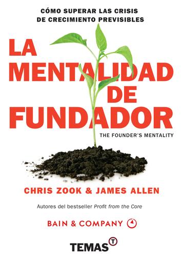 La Mentalidad de Fundador