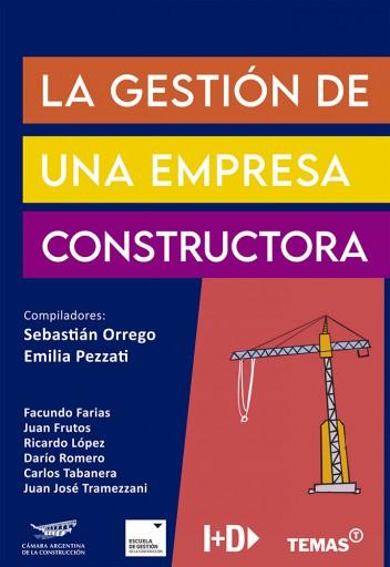 La gestión de una empresa constructora