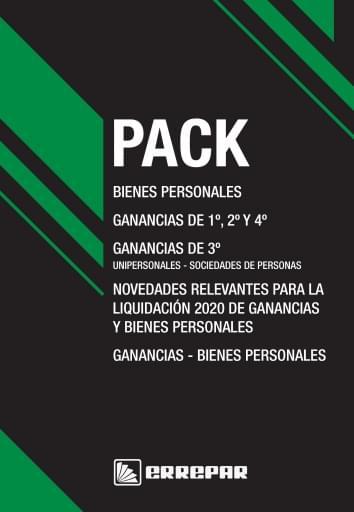 Pack 1 - Personas Humanas 2020
