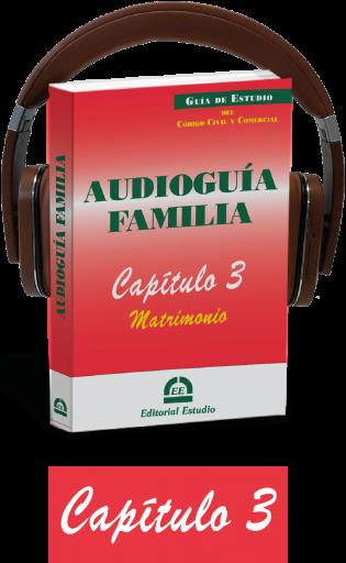 Cap. 3. Matrimonio (audioguía de familia)
