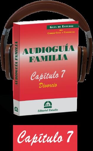 Cap. 7. Divorcio (audioguía de familia)