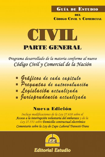 GE Civil. Parte General 2021
