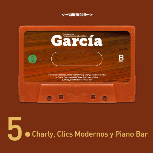 Charly, Clics Modernos y Piano Bar (Completo)