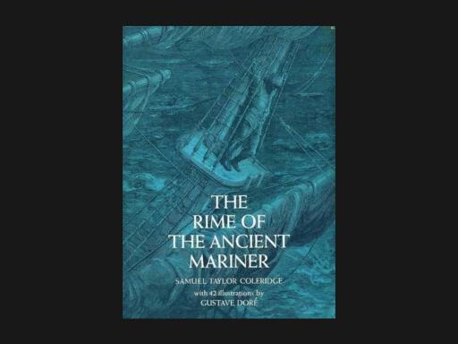 Rime of the Ancient Mariner AV