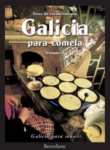 Galicia para comela