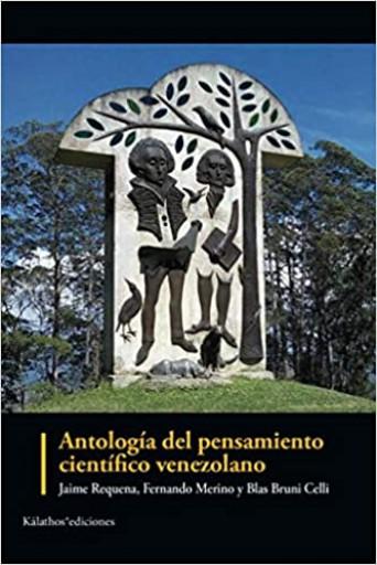 Antología del pensamiento científico en Venezuela