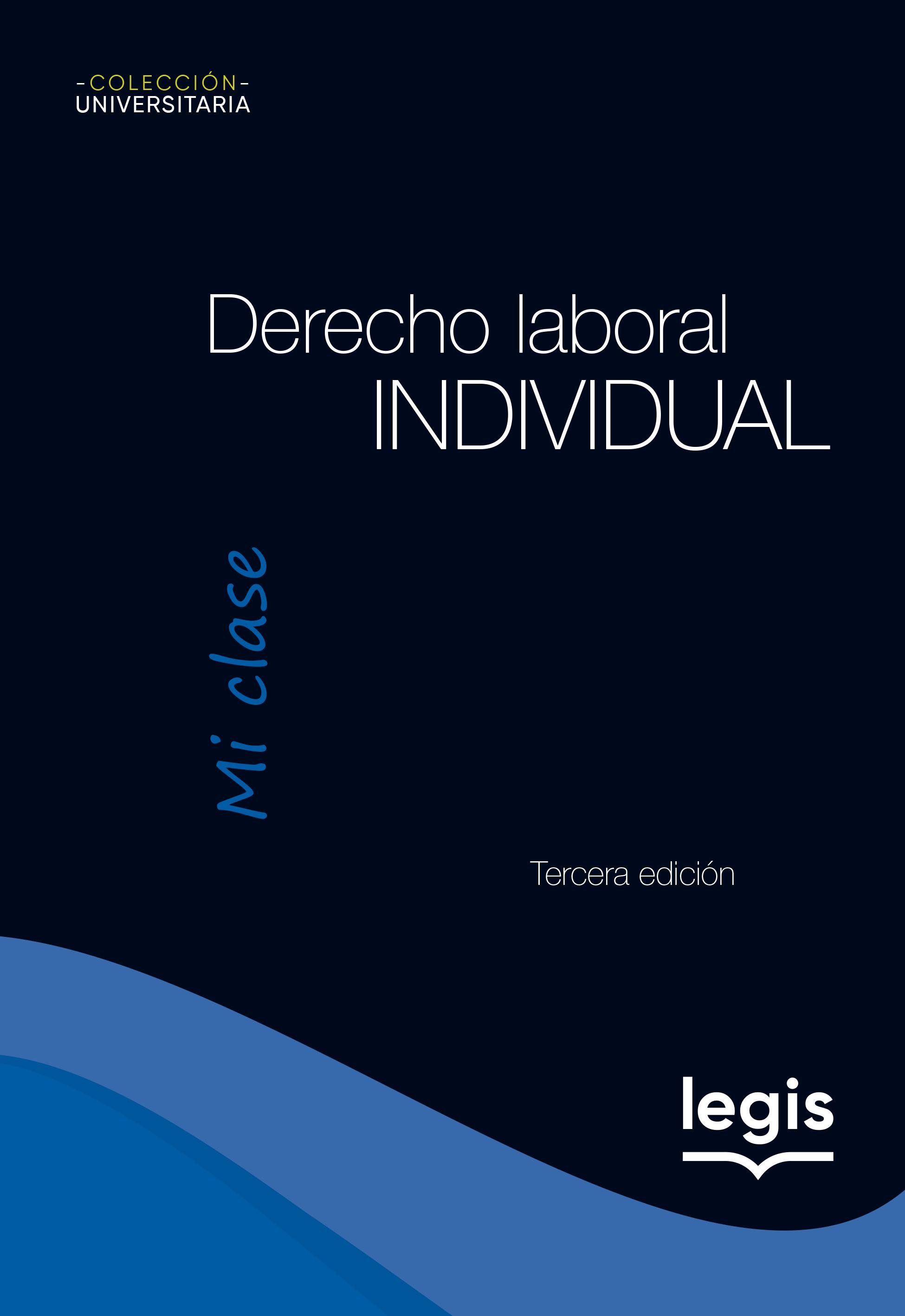 Derecho Laboral Individual - Mi Clase