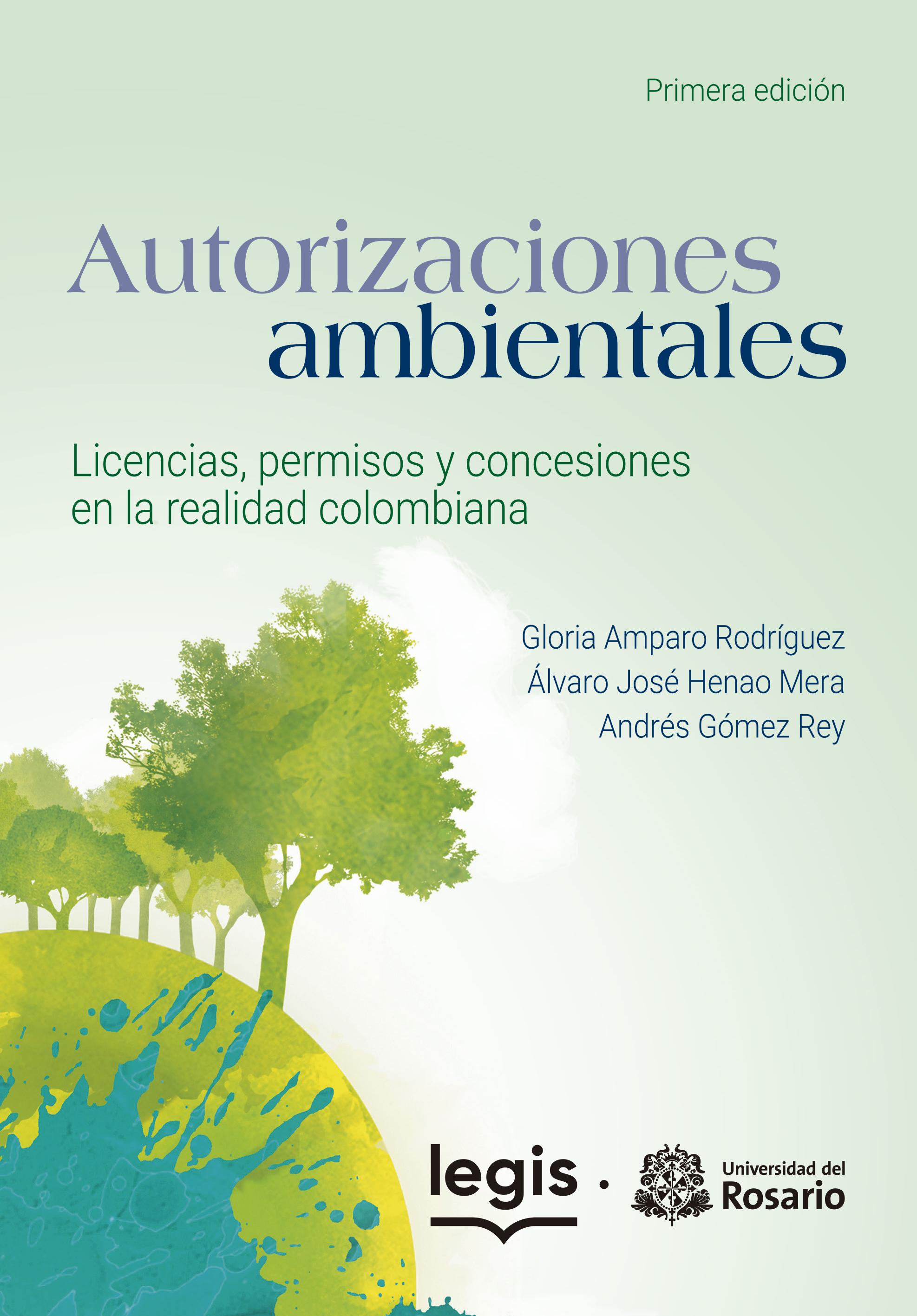 Autorizaciones ambientales 1a Ed