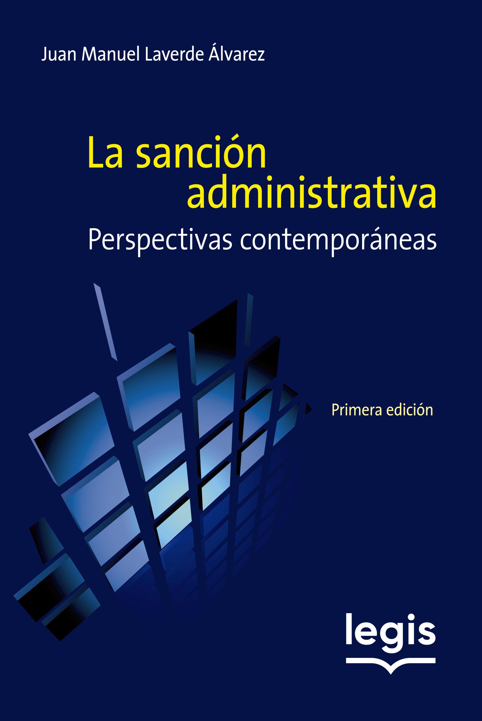La sanción administrativa 1a ed