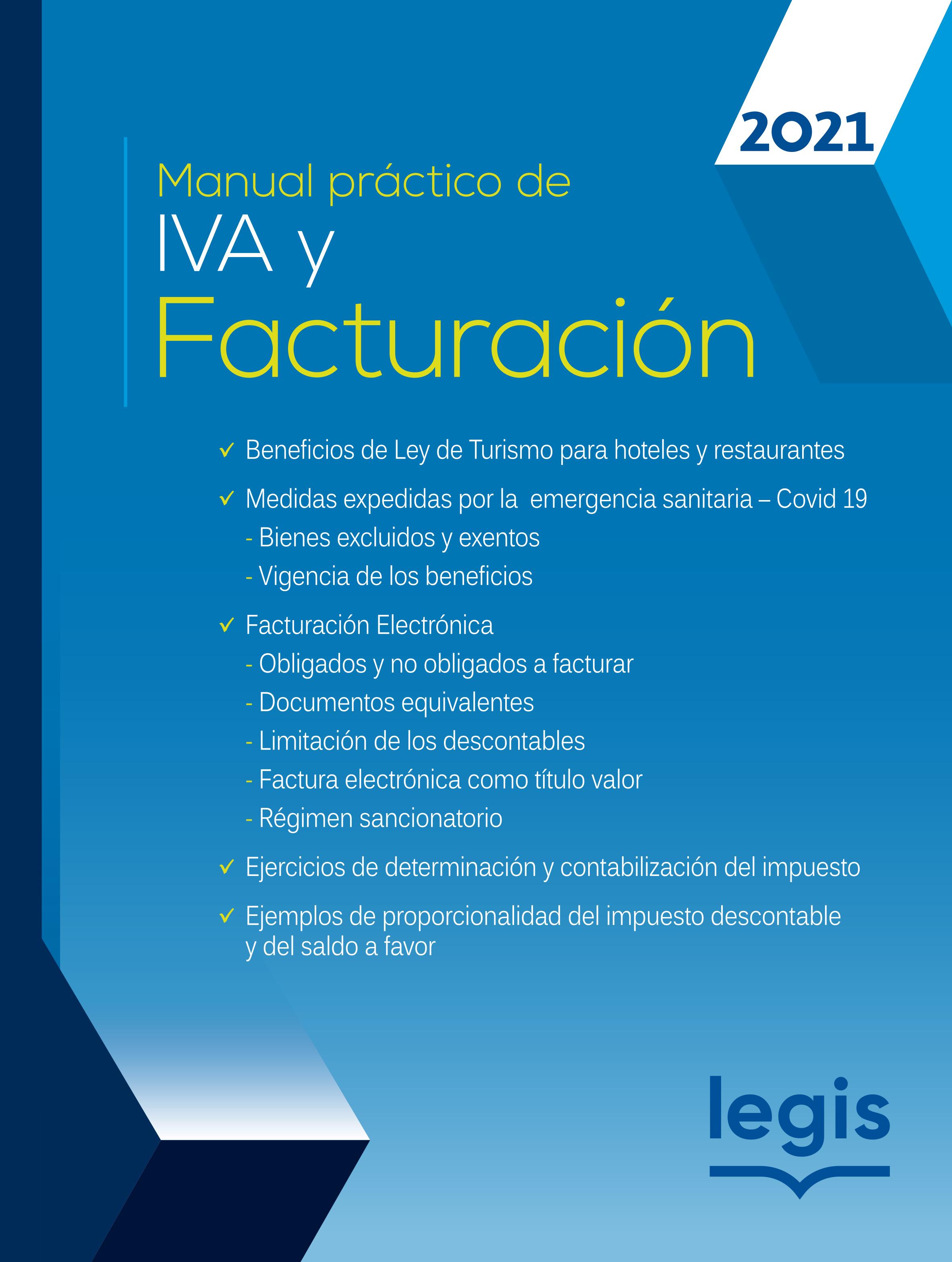 Manual de Iva y Facturación 11 Ed
