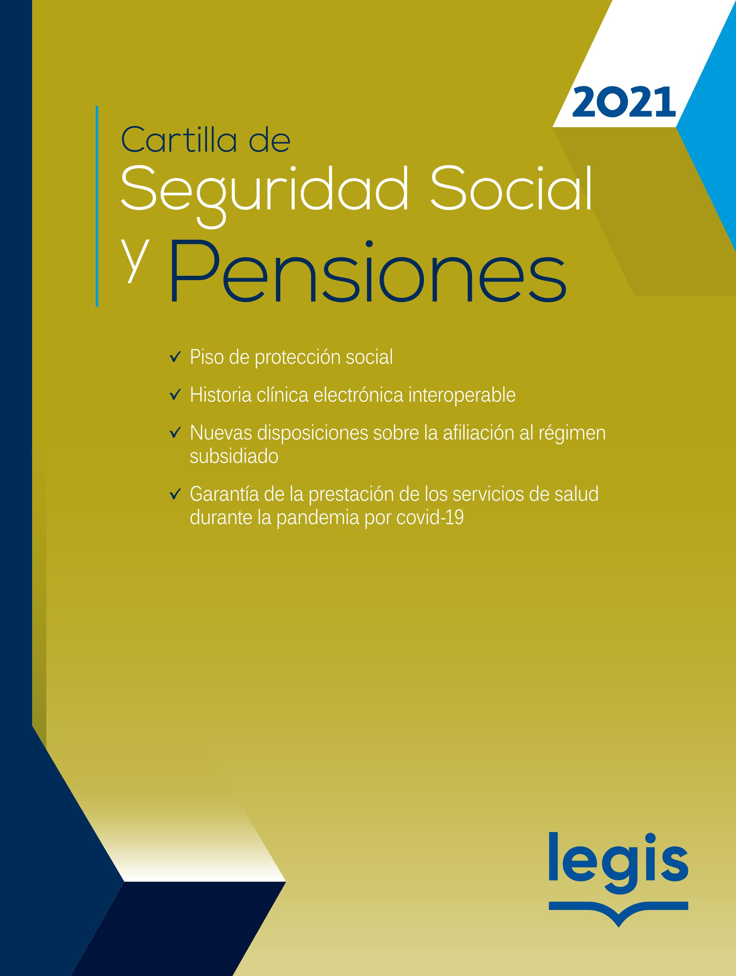 Cartilla de Seguridad Social 28 Ed