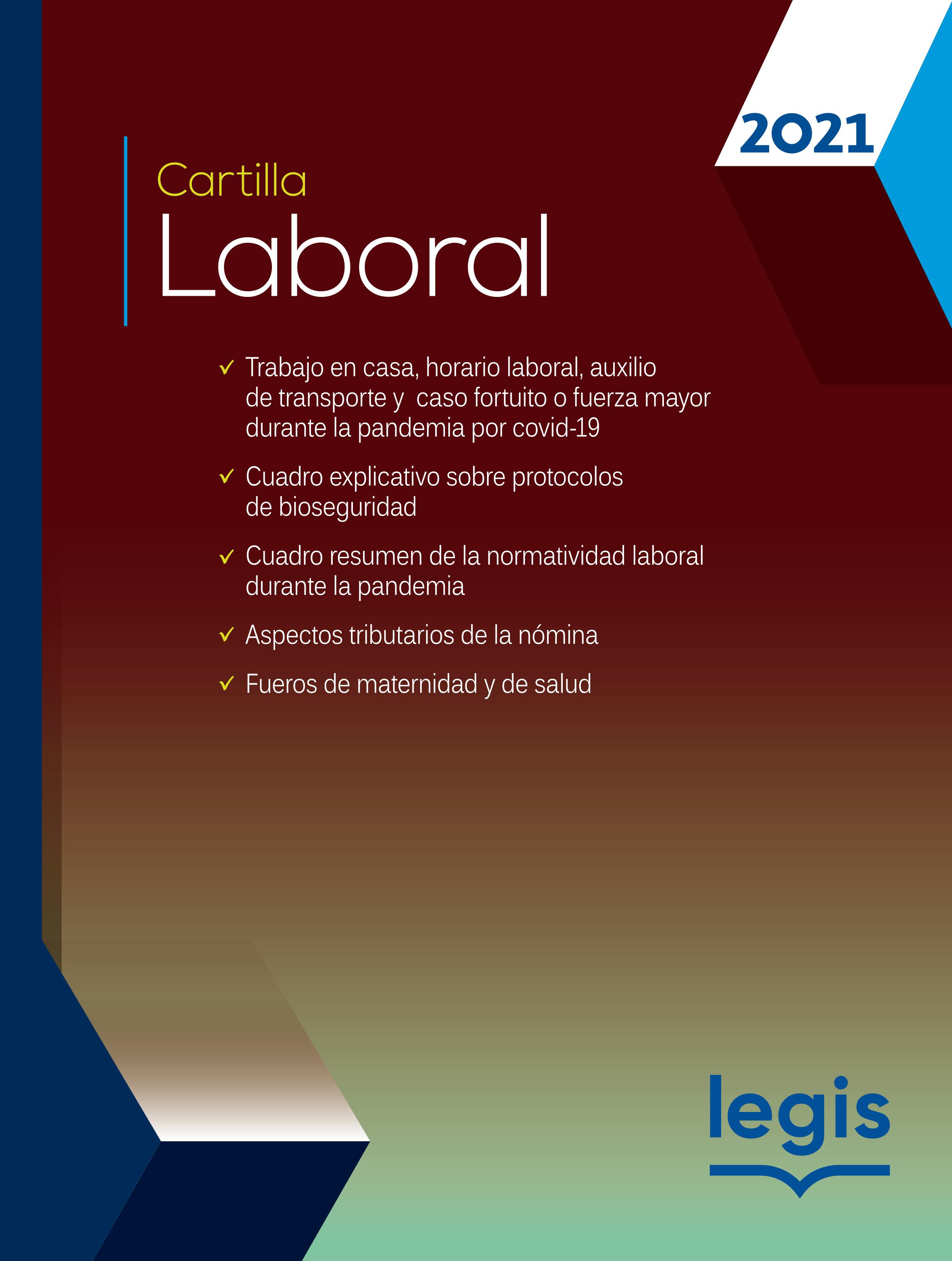 Cartilla Laboral 35 Ed