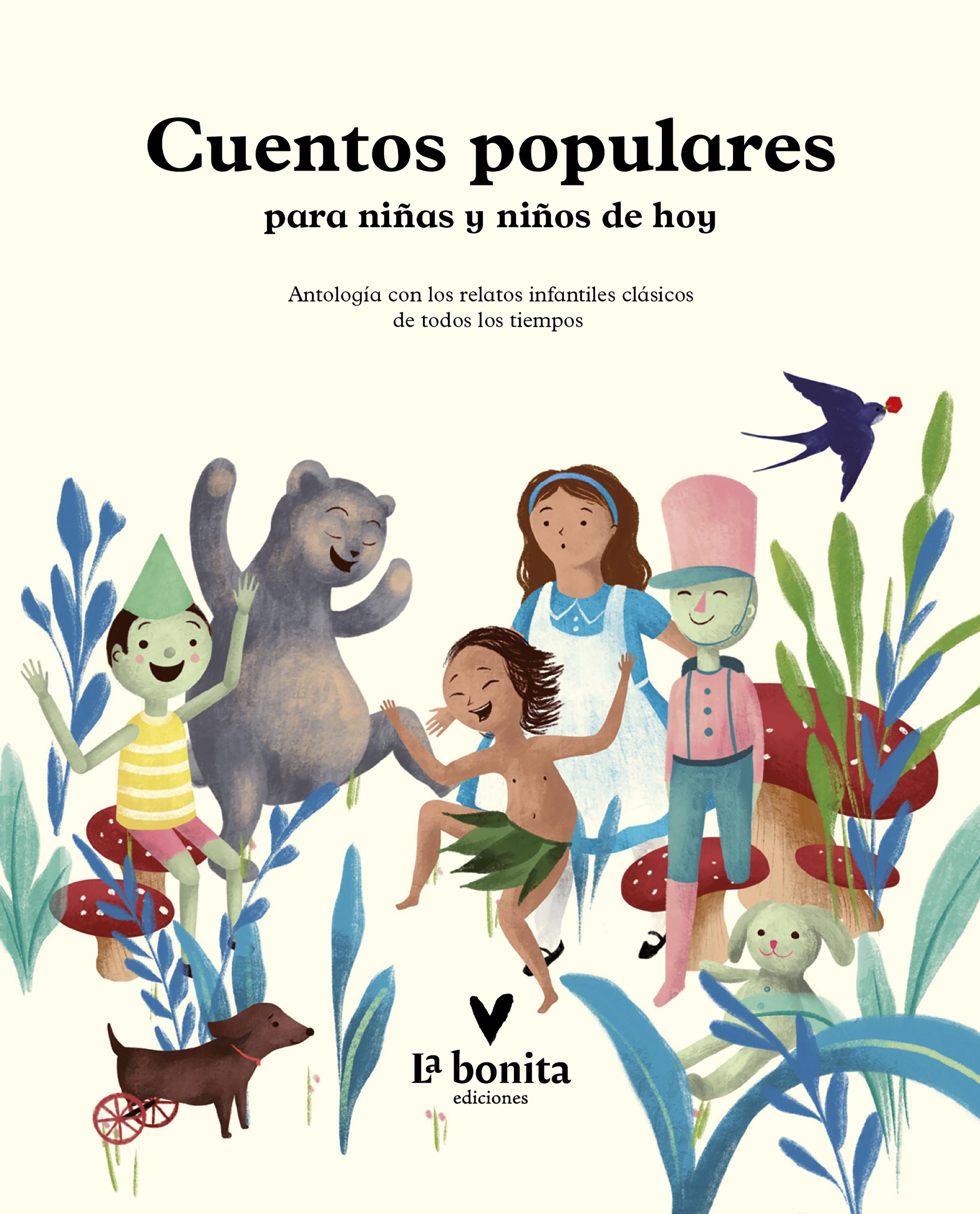 Cuentos Populares: Para niñas y niños de hoy