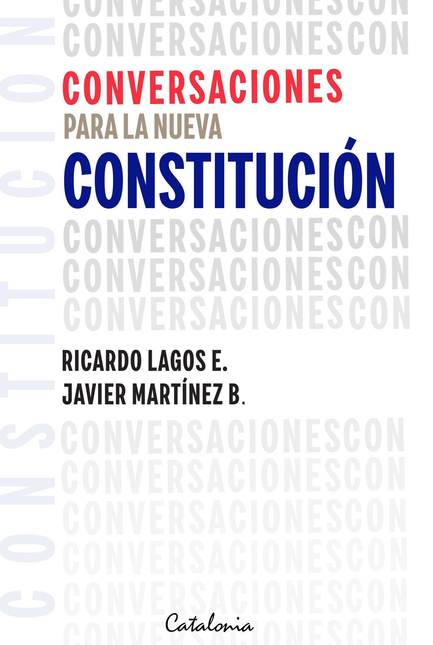 Conversaciones para la nueva Constitución