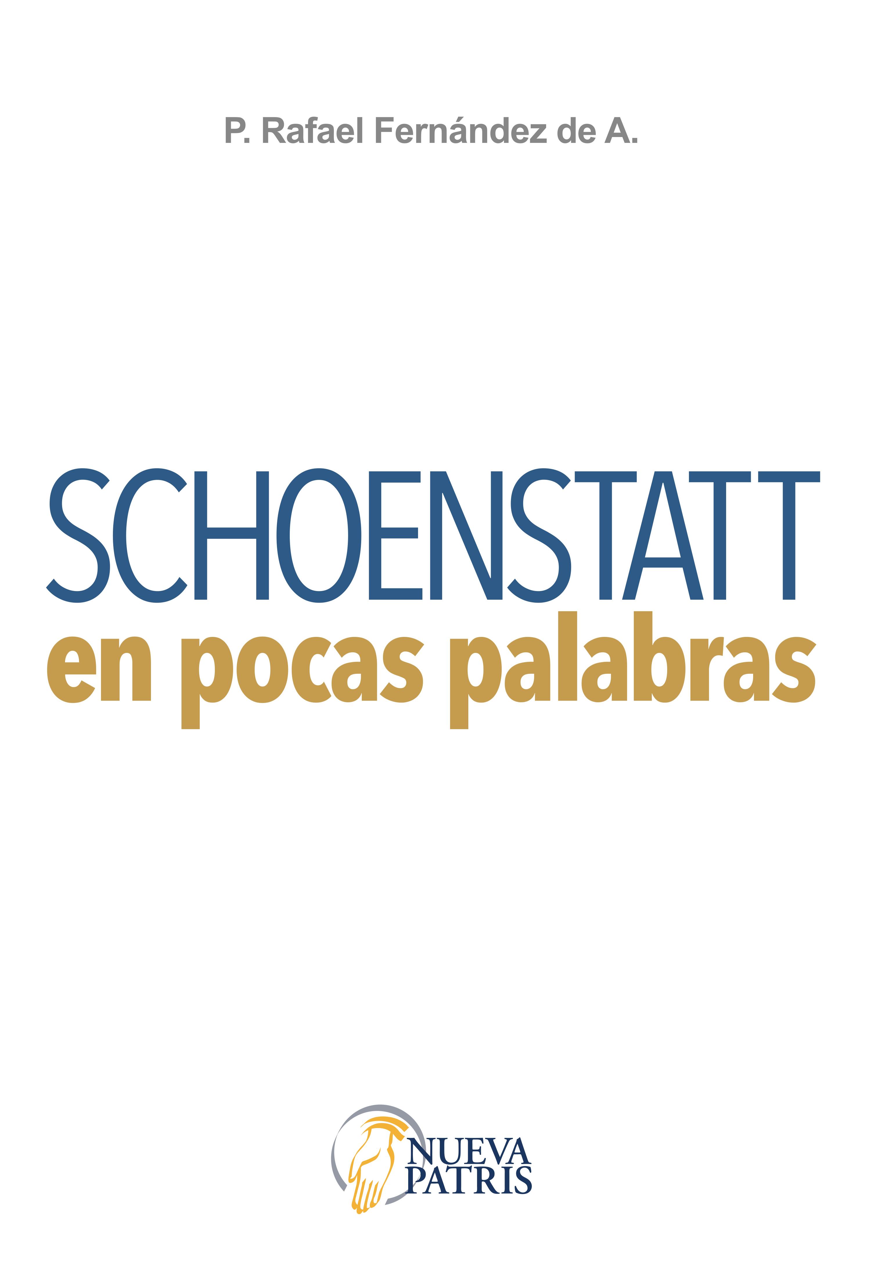 Schoenstatt en pocas palabras