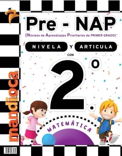 Pre-NAP - Libro Nivelador 2.º - Matemática